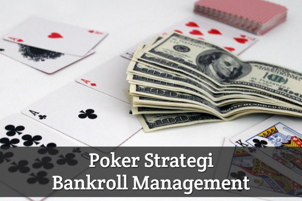 Poker Bankroll Management Strategi