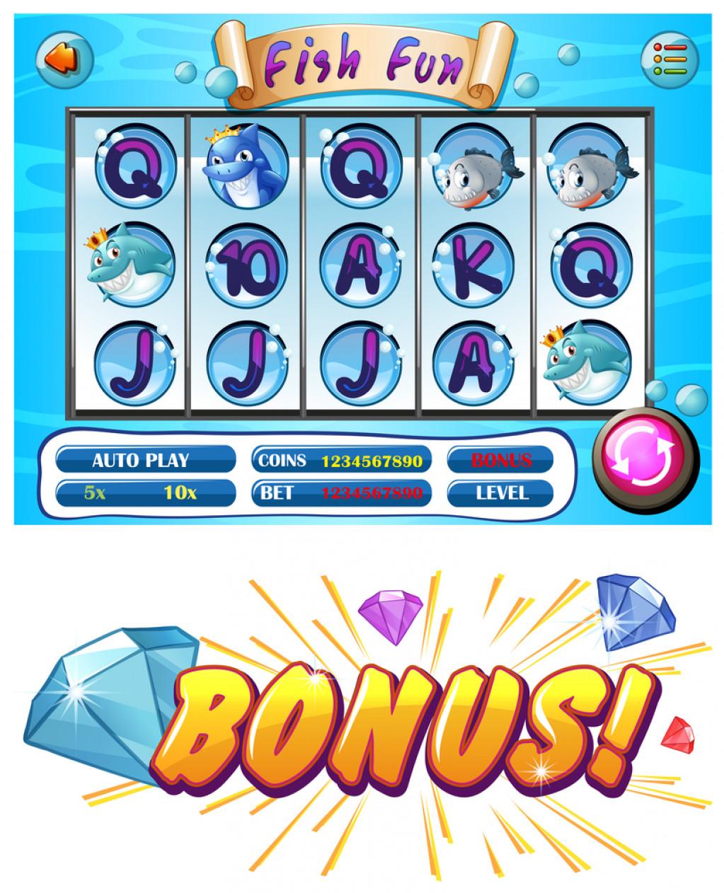 Bonus hos et online kasino – er det værd at tage imod?